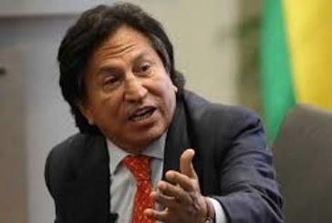 Un juez ordena encarcelar al expresidente peruano Alejandro Toledo por sobornos de Odebrecht