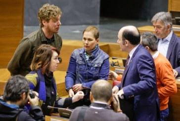 Barkos achaca la situación del cuatripartito al tiempo preelectoral