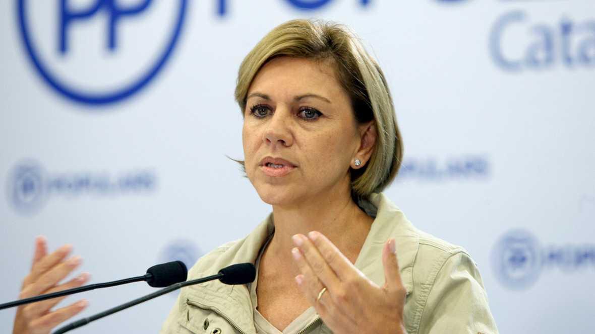 El PP respalda a «los españoles de Navarra» frente al apoyo del Gobierno foral a los agresores de Alsasua