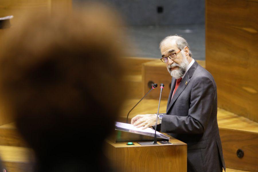 El Gobierno de Navarra asegura que el gasto en prestaciones y conciertos en Salud desciende