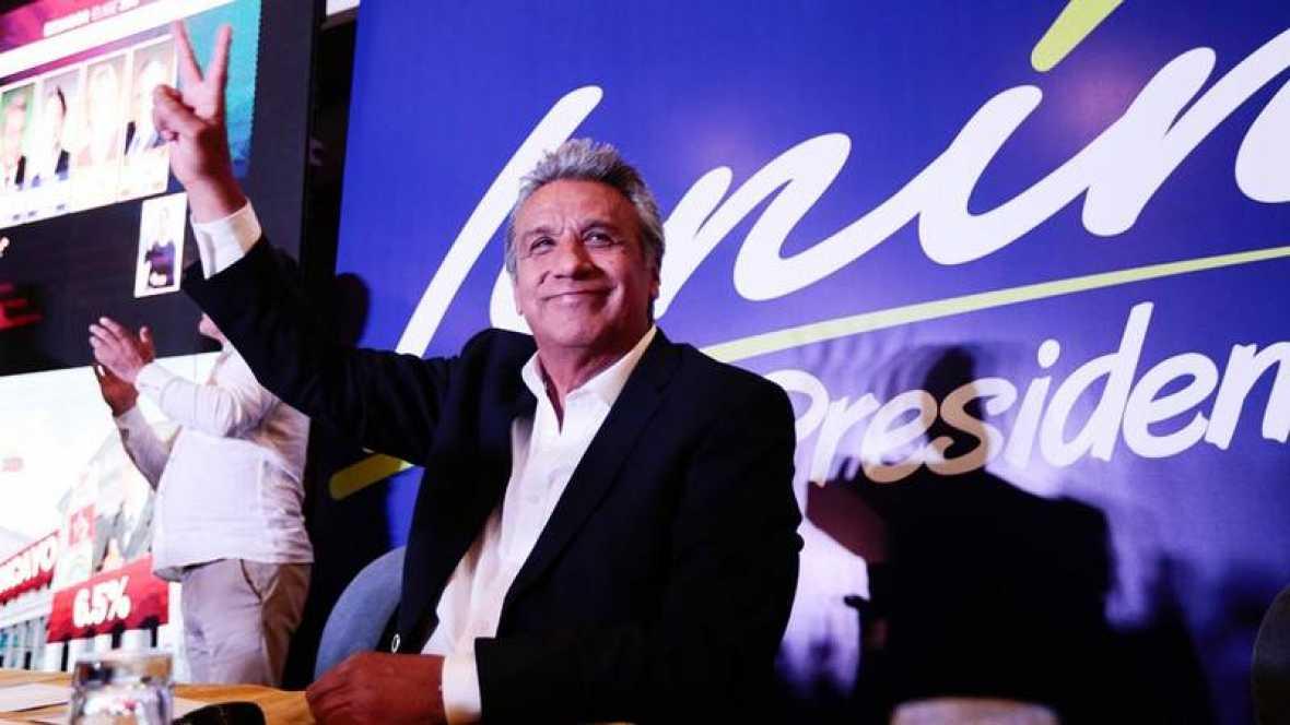 Un nuevo recuento parcial ratifica a Lenín Moreno como presidente electo de Ecuador