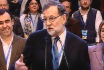 Rajoy afirma que el Gobierno trabajará «duro» para aprobar los presupuestos