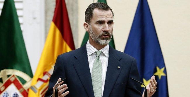Felipe VI: «España siempre está cerca de México y más en estos momentos»