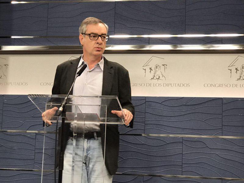 Ciudadanos no apoyará «ningún número de circo a los que acostumbra Podemos»