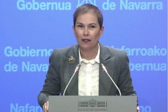 "Gobierno de Navarra ve ""un paso hacia disolución"" de ETA, pero con ""carencias"""