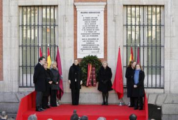 Madrid recuerda a las 192 víctimas del 11M trece años después de la masacre
