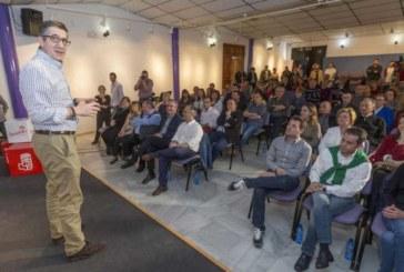 López propone una segunda vuelta en primarias y un PSOE que no pacte con el PP