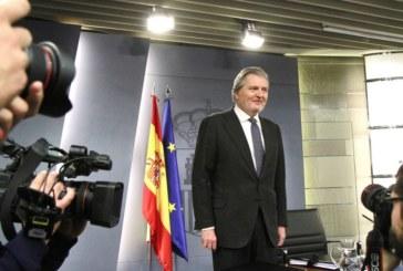"""El Gobierno no tiene """"duda"""" sobre la postura """"firme"""" del PSOE con Cataluña"""