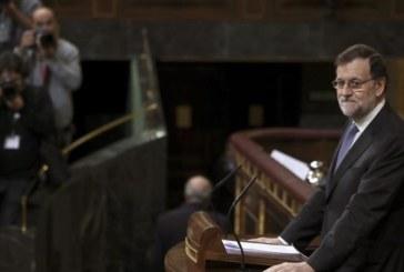 Rajoy dice que la moción no tiene otro motivo que los «afanes» de Sánchez