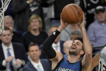 Un triple-doble de Rubio no salva a los Timberwolves ante los Spurs de Pau Gasol