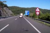 Denunciados el 12% de los vehículos en un radar señalizado en Navarra