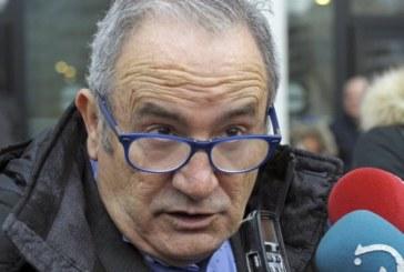 Sabalza declara en representación del Osasuna por un delito fiscal