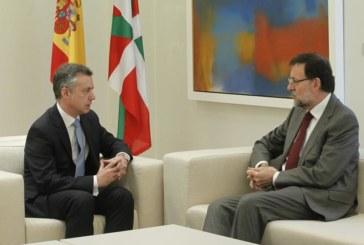 Euskadi dará al Estado 1.300 millones al año, 225 menos que con cupo anterior