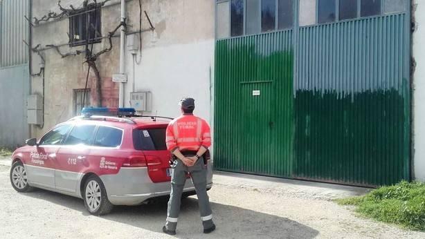Fallece el vecino de Puente la Reina que se cortó en el cuello con la radial
