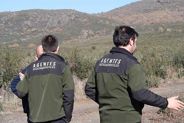 Adecana condena la agresión a un guarda forestal en Bértiz (Navarra)