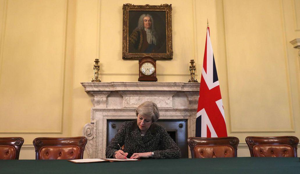 Londres niega una amenaza velada a la UE en la carta del «brexit»
