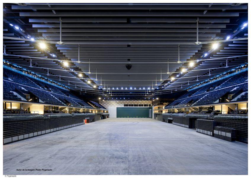 Herrera apuesta por gestión directa y programación multidisciplinar Navarra Arena