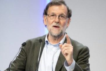 """Rajoy: """"España va a seguir siendo España, mal que le pese a alguno"""""""