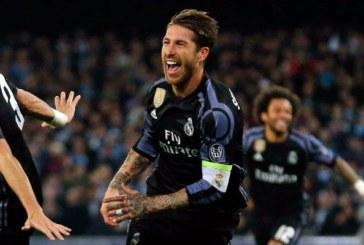 1-3: Un doblete de Ramos silencia el San Paolo y mete al Madrid en cuartos