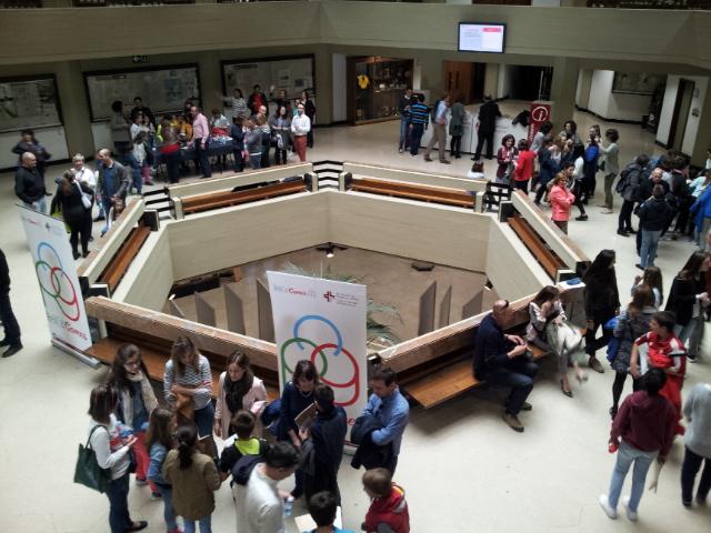 Un centenar de escolares participan en la Olimpiada de Religión en la Universidad de Navarra