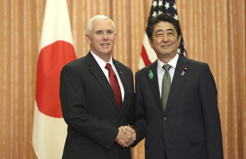 Abe apoya que EEUU mantenga «todas las opciones abiertas» ante Pyongyang