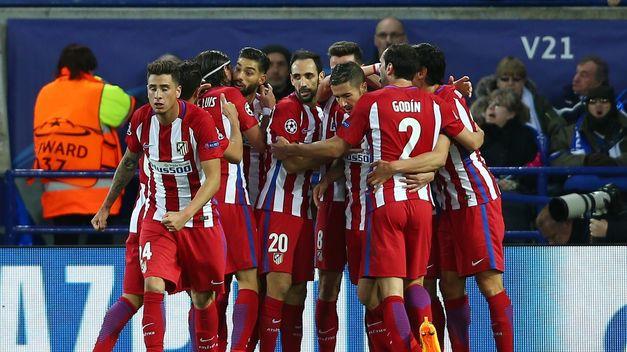 1-1. Saúl impulsa al Atlético, otra vez entre los cuatro mejores