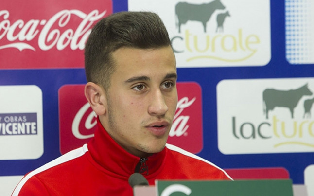 "Berenguer: ""Es bonito el interés de otros equipos"""