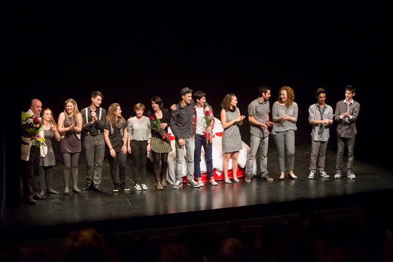 AGENDA: 29 de abril, en Condestable de Pamplona, Lecturas Dramatizadas  'Seguir Con Vida'