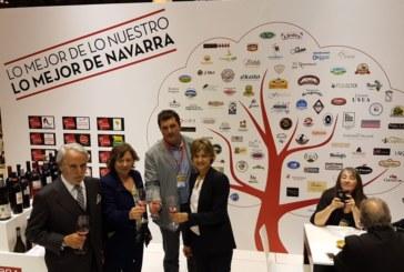 """16 empresas agroalimentarias navarras participan desde hoy en Madrid en el """"Salón de Gourmets"""""""