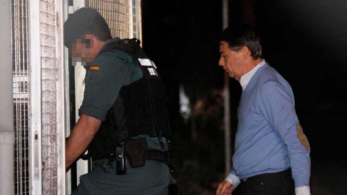 Ignacio González y López Madrid declararán esta mañana ante el juez Velasco