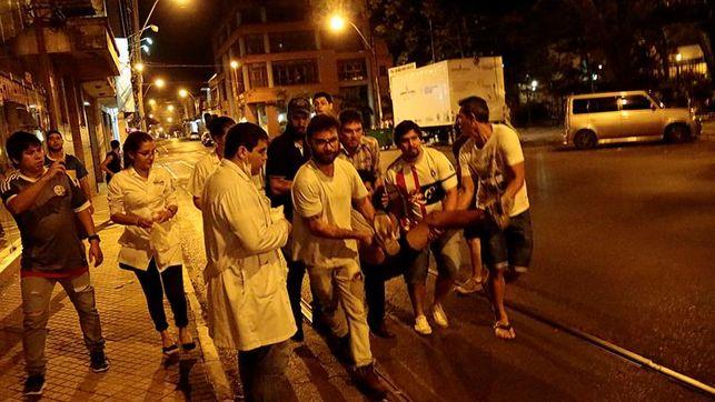 Interior investiga la muerte de joven opositor a manos de la Policía en Paraguay