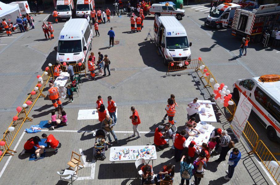 El Ayuntamiento de Falces y Cruz Roja Navarra firman un convenio de colaboración