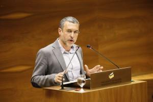 Vicepresidente de Derechos Sociales del Gobierno de Navarra, Miguel Laparra