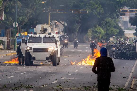 Nueve países de América Latina condenan la respuesta de Maduro contra los opositores y pérdida de vidas