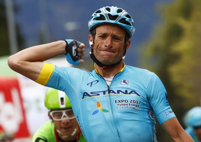 Muere el ciclista italiano Michele Scarponi en un accidente de circulación