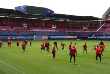 Convocatoria de Diego Martinez para enfrentarse al Sevilla Atlético