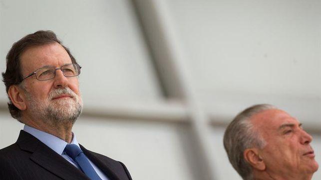 Rajoy y Temer se elogian sus reformas y ven vía abierta a nuevas inversiones