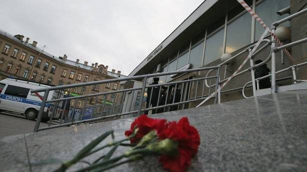 Detienen al presunto organizador del atentado en San Petersburgo