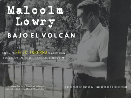 AGENDA: 5 de abril, en Biblioteca de Navarra, Ciclo:Los Ocho Miles de la Literatura Universal