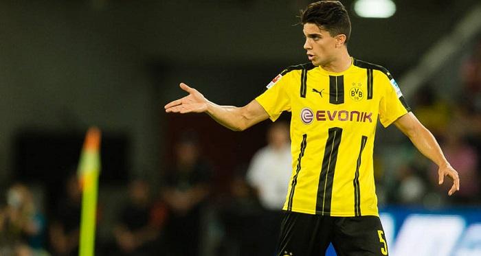 Bartra, herido en mano y brazo; el Borussia Dortmund, en estado de «shock»