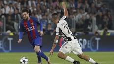 El Barcelona pierde 3-0 ante el Juventus y se queda al borde de la eliminación