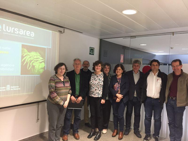 El Consejo Social de Política Territorial aboga por la gestión sostenible de los espacios naturales y el paisaje de Navarra