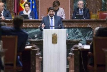 Fernando López Miras, nuevo presidente de Murcia con la abstención de Ciudadanos