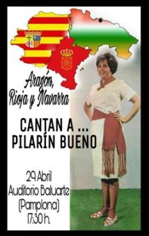 AGENDA: 29 de abril, en Baluarte, homenaje a Pilarín Bueno e inauguración Café de Baluarte
