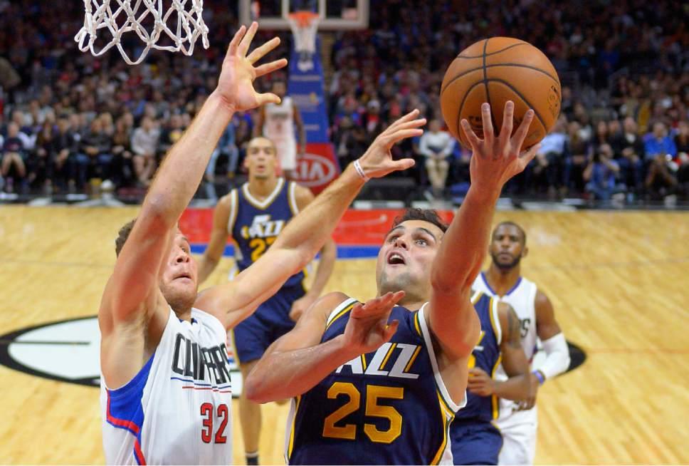 99-91. Griffin lidera el ataque y los Clippers empatan la serie