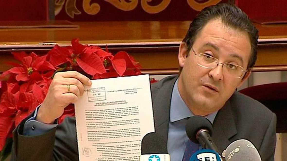 El exacalde de Leganés alertó al PP de la cuenta suiza de González