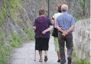 La pensión media de jubilación en Navarra representa el 62,87% del salario medio en 2018
