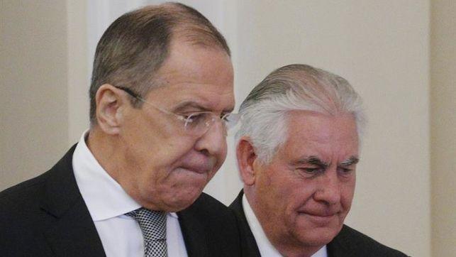"""Rusia no cede a las presiones de EE.UU. y afirma que sería """"absurdo"""" no apoyar a Al Asad"""