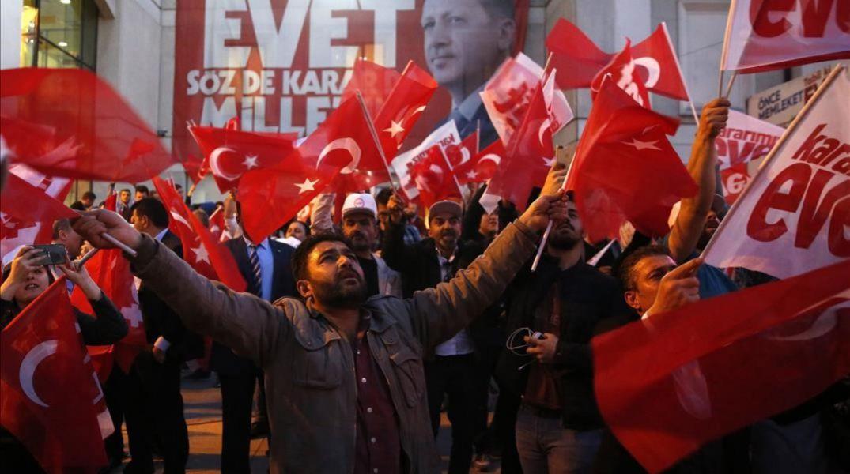 La OSCE asegura que el referéndum turco no cumplió con los mínimos democráticos