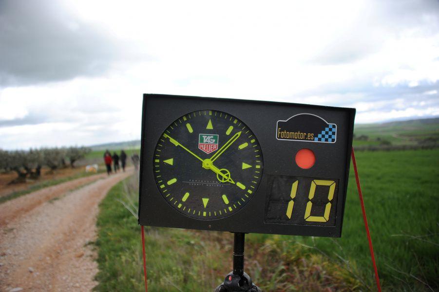 El Campeonato de España de Rallys de Tierra visita Navarra